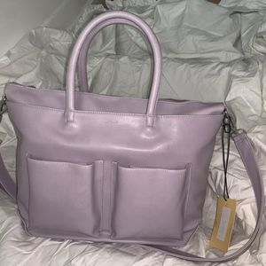 Matt & Natt diaper bag carryall Lilac